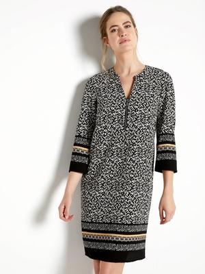 Robe zippée, vous mesurez plus d'1,60m