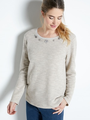 SOLDES Pull, pull V, pull femme, pull noir, grande taille, pour ... 82bf68551fdb