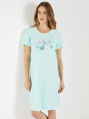 Lot de 2 chemises de nuit courtes 1d6b651789d