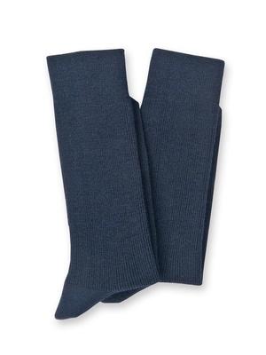Mi-chaussettes laine lot de 2 paires