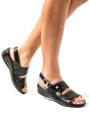Sandales aérosemelle®, galbe anatomique