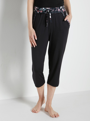 Pantacourt de pyjama, en maille fluide