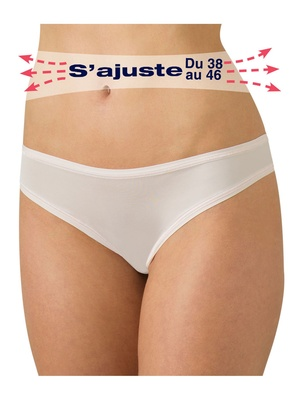 Tanga ultra extensible Secret de Beauté
